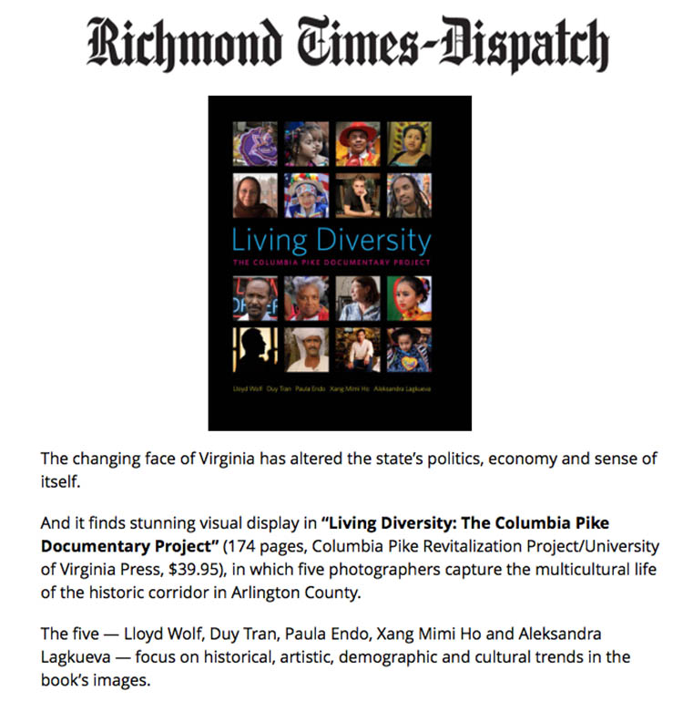 Richmond Times Dispatch review